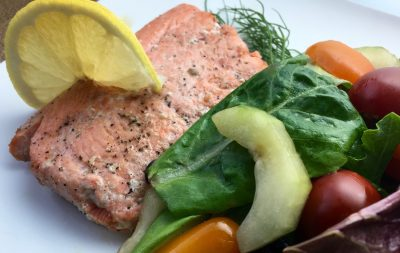 Lemon and Dill Salmon