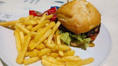 Junk Food is Not Healthy Food