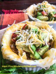 Keto Taco Mini-Bowls